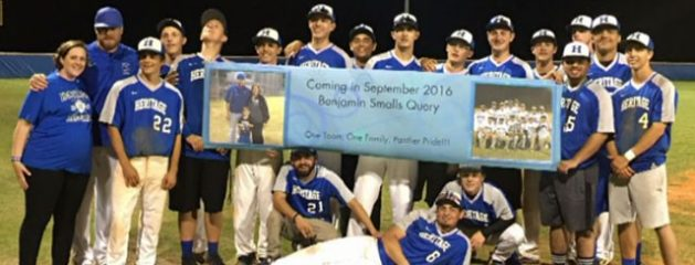 A High School Baseball Coach Let His Team Name His New Baby
